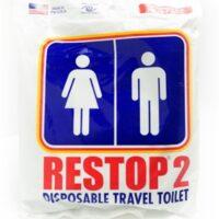 RESTOP 2 Emergency Toilet Kit