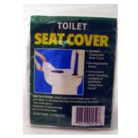Disposable Toilet Seat Covers - 10-pack