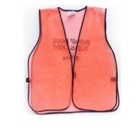 Hi-Vis Orange Safety Vest