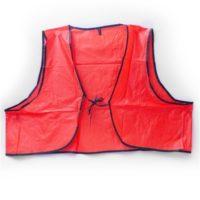 Bright Orange Safety Vest