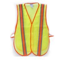 Safety Vest, Highly Reflective Stripes