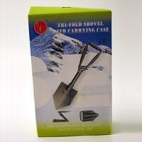 Folding Camp Shovel with Carry Bag