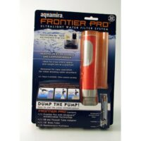 Frontier Pro Emergency Water Filter - 50-gal