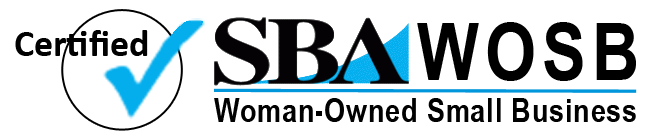 SBA-WOSB Logo for Sunset Survival and First Aid Kits - Survival Kits, Emergency Kits, School Safety Kits