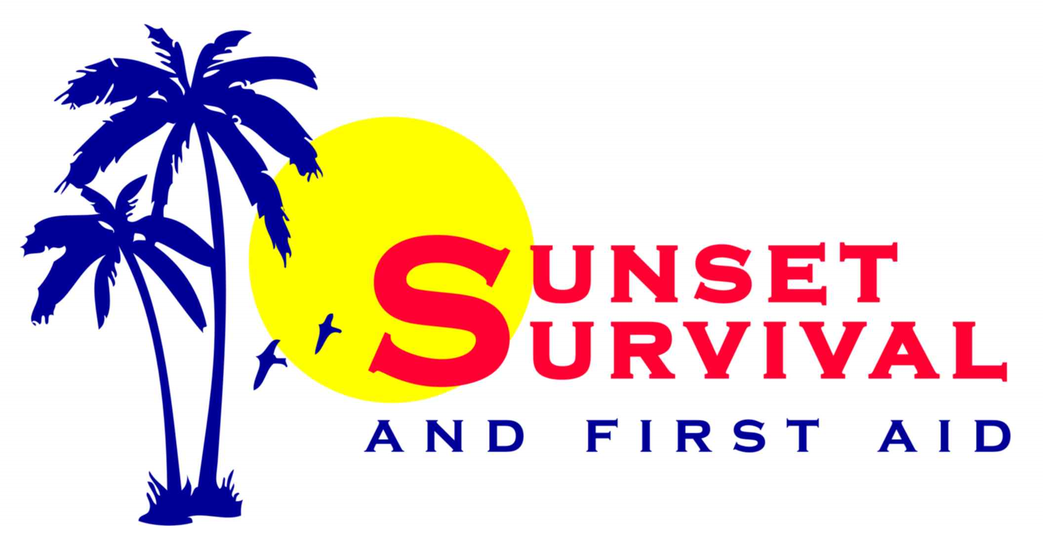 Sunset Survival emergency kits
