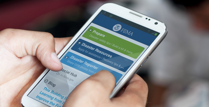 FEMA Safety Tips Mobile App