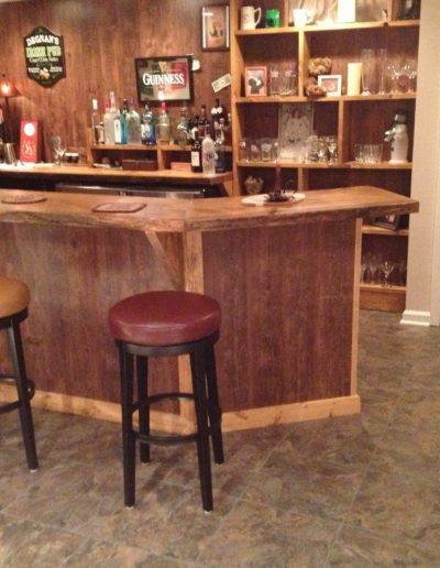 basement table