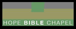 Fort Lauderdale Hope Bible Chapel Logo