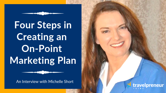 Four Steps in Creating an On-Point Marketing Plan