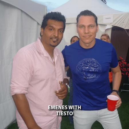 001 - Emenes With Tiesto