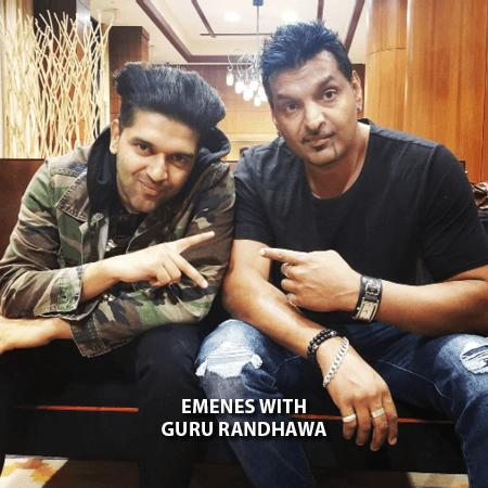 002 - Emenes With Guru Randhawa