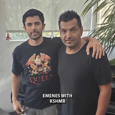 005 - Emenes With KSHMR