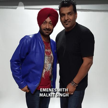 006 - Emenes With Malkit Signh