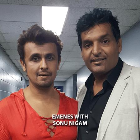 007 - Emenes With Sonu Nigam