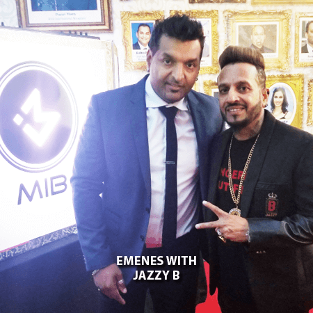 008 - Emenes With Jazzy B