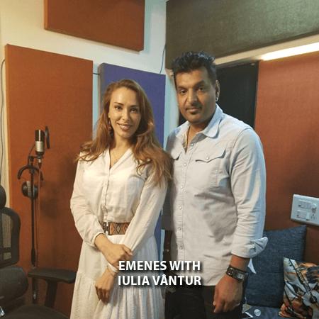 009 - Emenes With Iulia Vantur