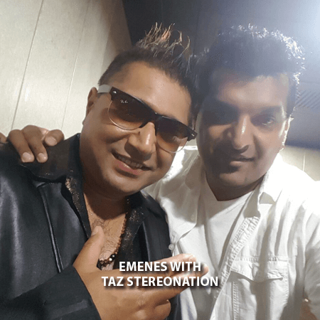 010 - Emenes With Taz Stereonation2