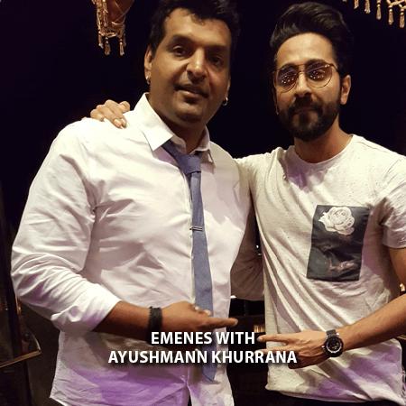 011 - Emenes With Ayushmann Khurrana