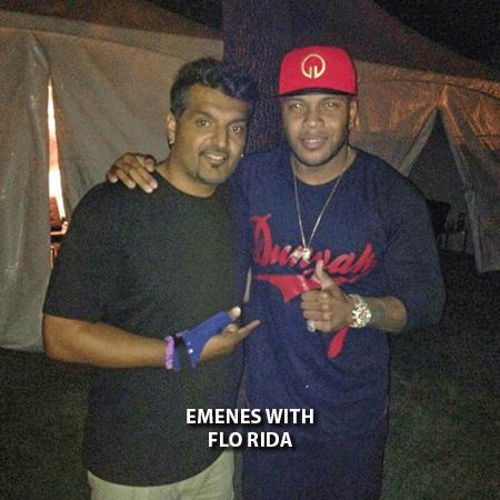 012 - Emenes With Flo Rida