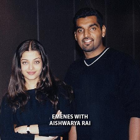 013 - Emenes With Aishwarya Rai