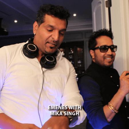 015 - Emenes With Mika Singh 3
