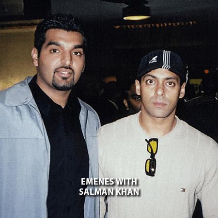021 - Emenes With Salman Khan