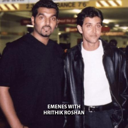 030 - Emenes With Hrithik Roshan