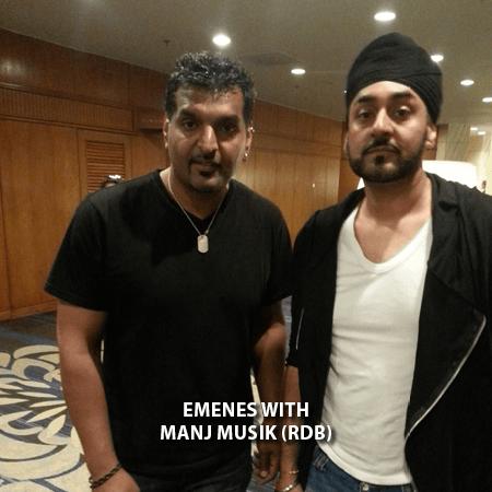 031 - Emenes With Manj Musik (RDB)