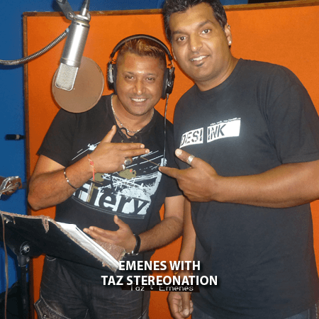 033- Emenes With Taz Stereonation