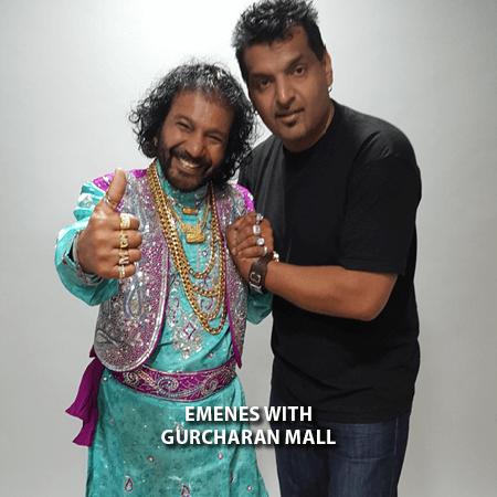 034 - Emenes With Gurcharan Mall