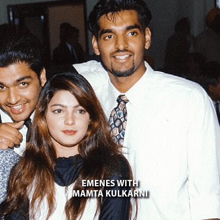 036 - Emenes With Mumta Kulkarni