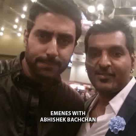 037 - Emenes With Abhishek Bachan