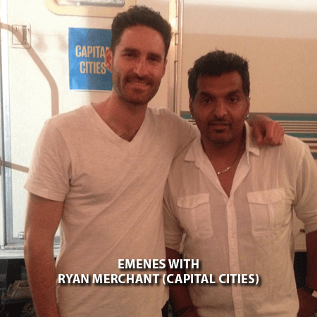 038 - Emenes With Ryan Merchant (Capital Cities)