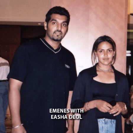 039 - Emenes With Easha Deol