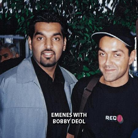 041 - Emenes With Bobby Deol