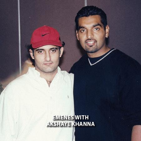 043 - Emenes With Akshaye Khanna