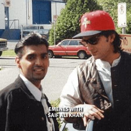 045 - Emenes With Saif Ali Khan