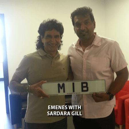 046 - Emenes With Sardara Gill