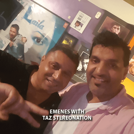 047 - Emenes With Taz Stereonation3
