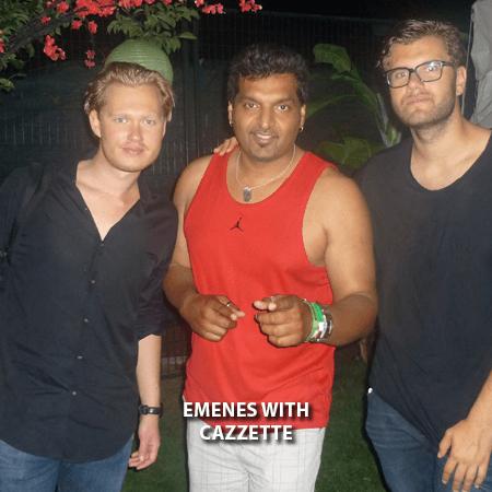 048 - Emenes With Cazzette