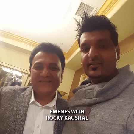 054 - Emenes With Rocky Kaushal