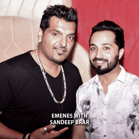 056 - Emenes With Sandeep Brar