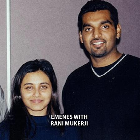 Emenes With Rani Mukerji
