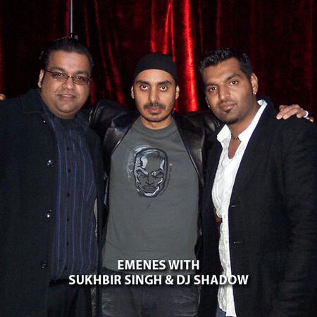 Emenes With Sukhbir Singh