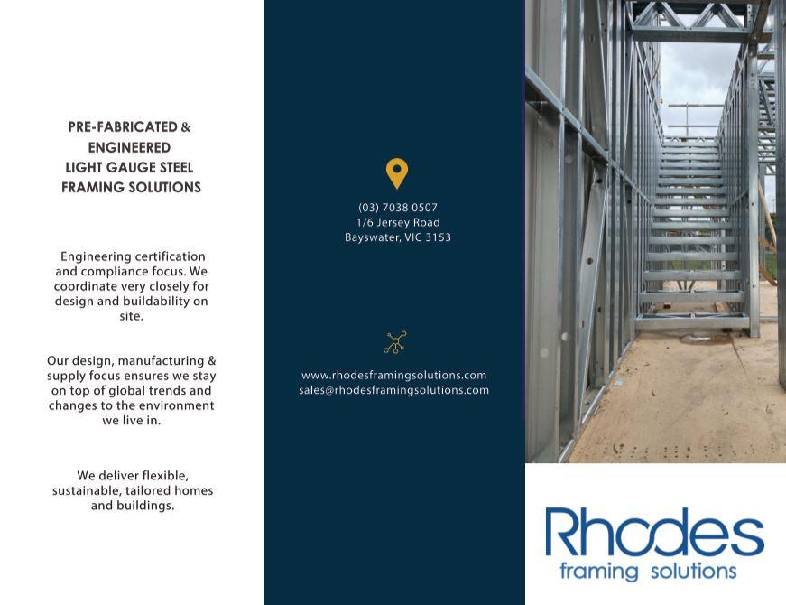 Resources brochure