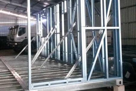 Rhodes Framing Solutions Customised Volumetric Modules