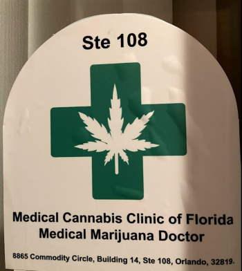 Medical marijuana doctor Orlando
