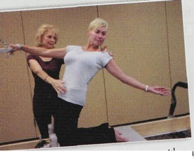 Pilates and Tennis