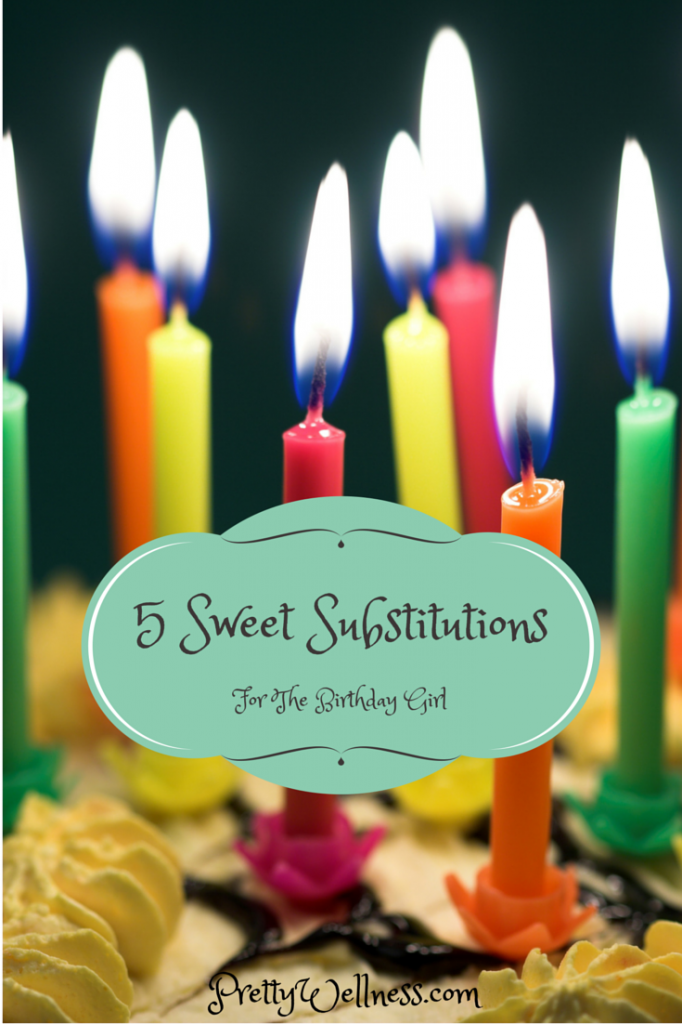5 Sweet Substitutions