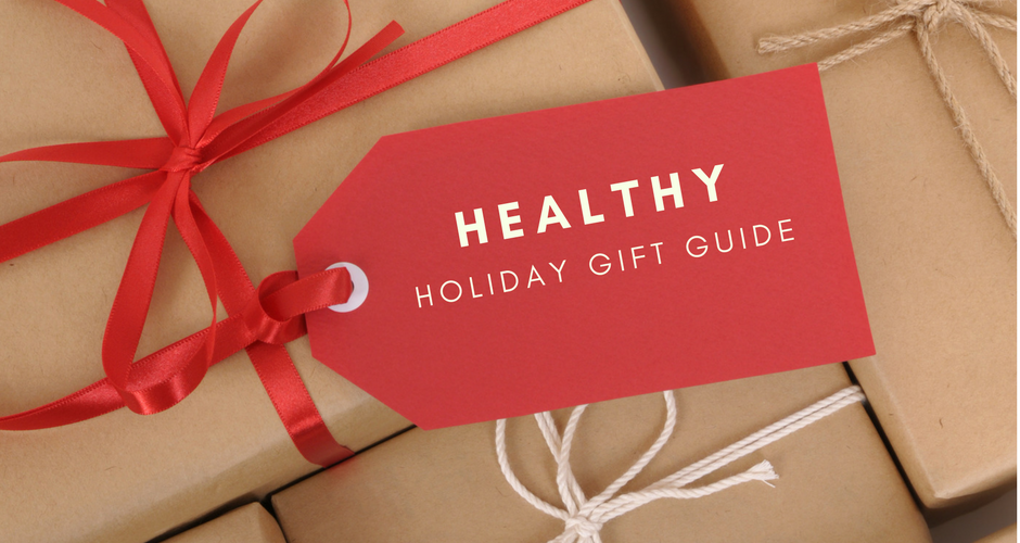 2020 Healthy Holiday Gift Guide